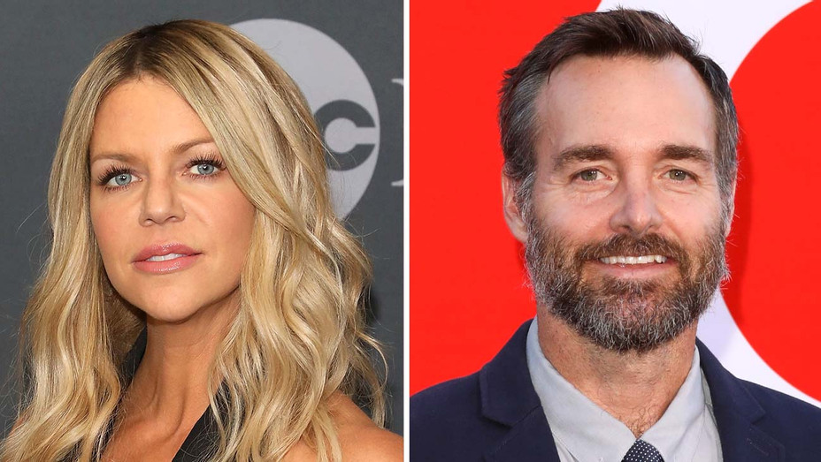 Kaitlin Olson and Will Forte - Getty - Split- H 2019