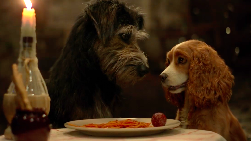 Lady And The Tramp Film Review