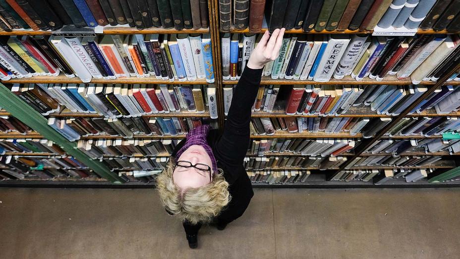 Librarian - Books - Getty _H 2019
