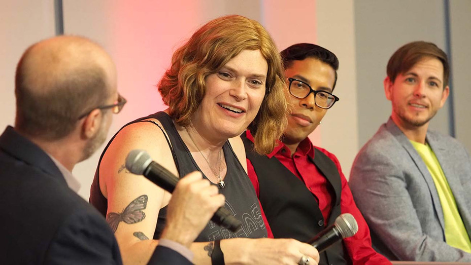 ONE TIME USE ONLY-Lilly Wachowski-Publicity -AP handout-H 2019