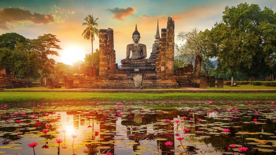 Wat Mahathat Temple - Publicity - H 2019