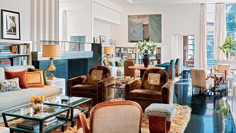 Volume Explores L.A. Interior Designer Madeline Stuart's Completely Unique Rooms - Publicity-H 2019