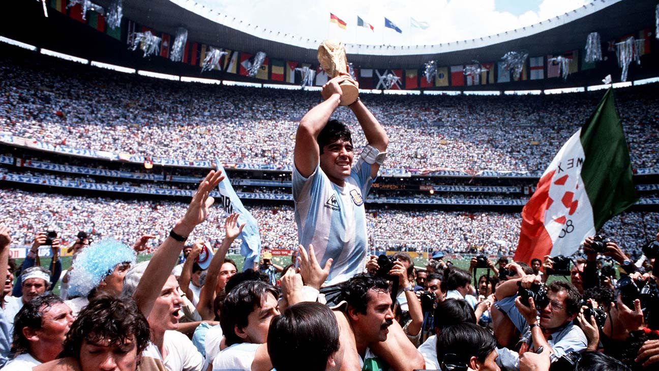 Diego Maradona, Argentine Soccer Legend, Dies at 60