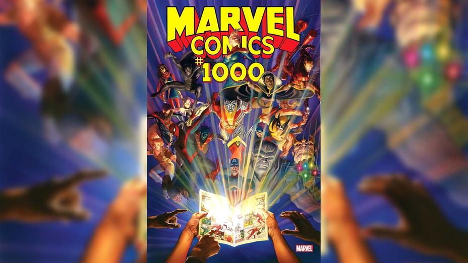 Marvel Comics 1000 cover - Publicity - H 2019