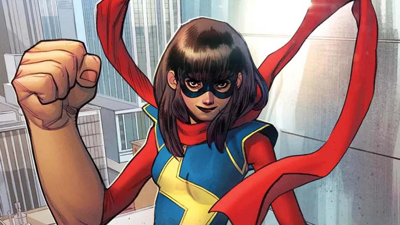 Disney+'s 'Ms. Marvel' Finds Star in Iman Vellani