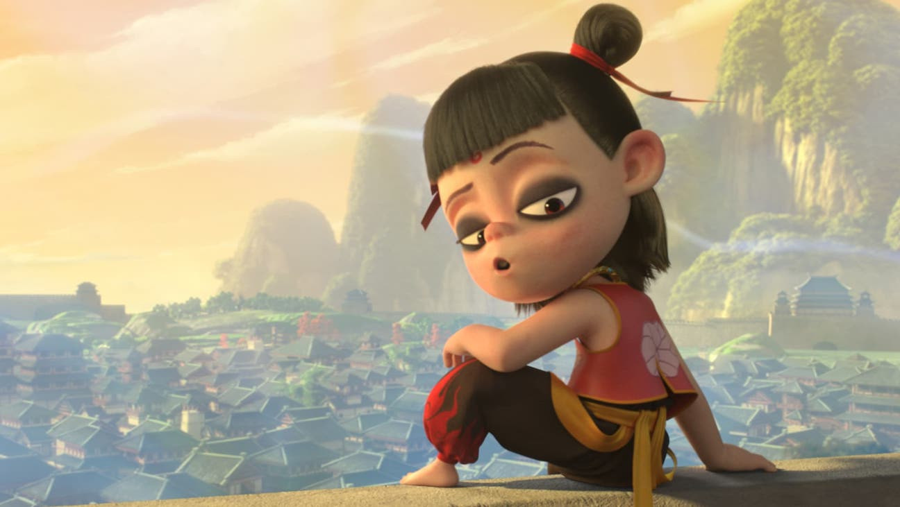 Sequel To China S 700m Animated Hit Ne Zha To Get U S Release Exclusive Hollywood Reporter