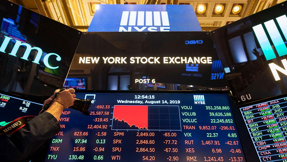 New York Stock Exchange-FIRST USED ON AUGUST 14 2019-Getty-H 2019