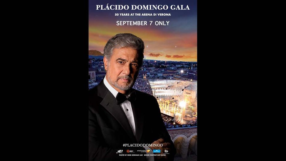 Placido Domingo Operatic Gala Flyer - Publicity - H 2019