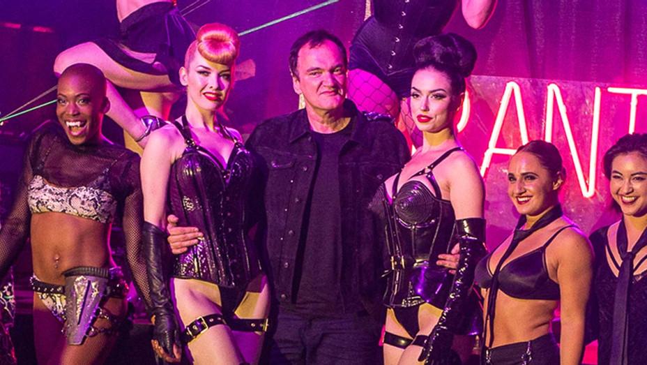 Quentin Tarantino-Tarantina-Publicity Still-H 2019