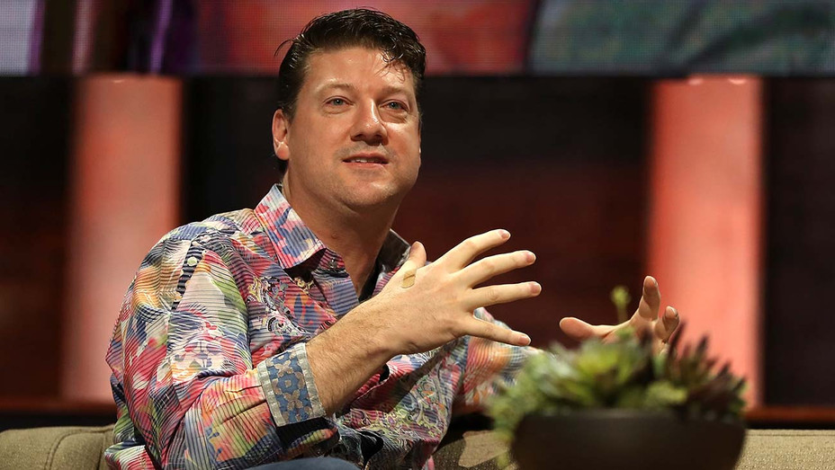 Serious - CEO of Gearbox Software Randy Pitchford - Getty - H 2019