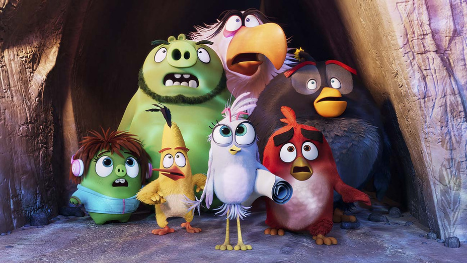 The Angry Birds Movie 2 Still 2 - Publicity - H 2019