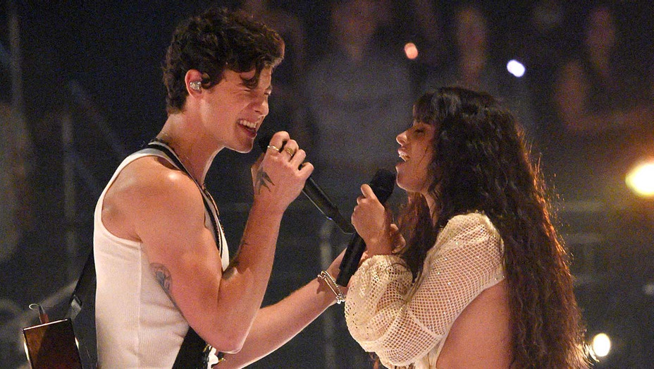 Shawn Mendes and Camila Cabello - Getty - H 2019