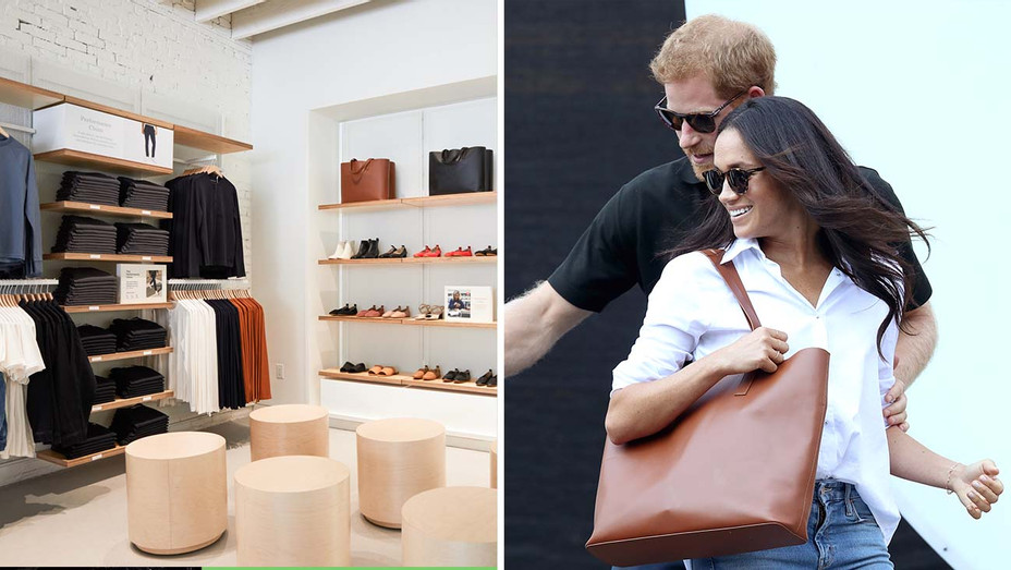 Shop Talk: Everlane and Nick Fouquet Open in Venice- Prince Harry and Meghan Markle-Publicity-Getty-Split-H 2019