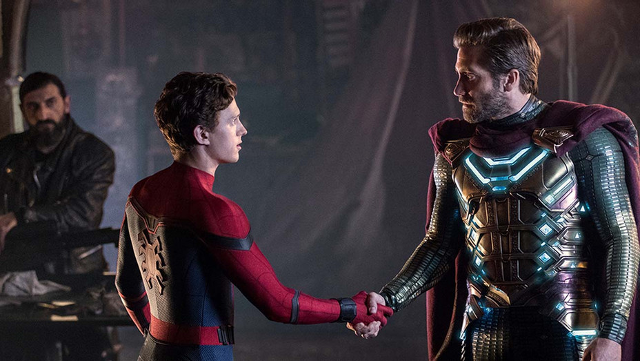 Spider-Man Far From Home-Publicity Still 2- H 2019
