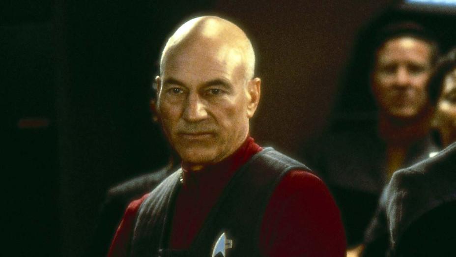Star Trek: First Contact (1996) Patrick Stewart -Photofest - H 2019