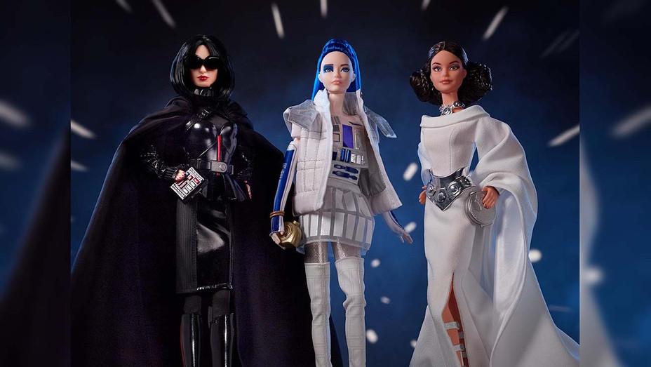 Star Wars x Barbie - Publicity - H 2019