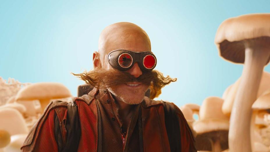 Jim Carrey Sonic the Hedgehog - Publicity - H 2019