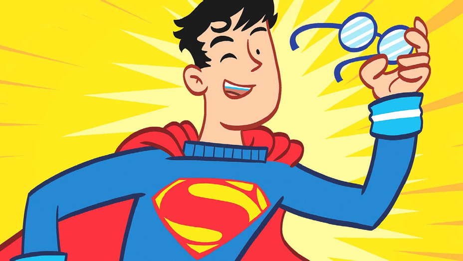 Superman of Smallville - Art Baltazar DC Publicity -H 2019