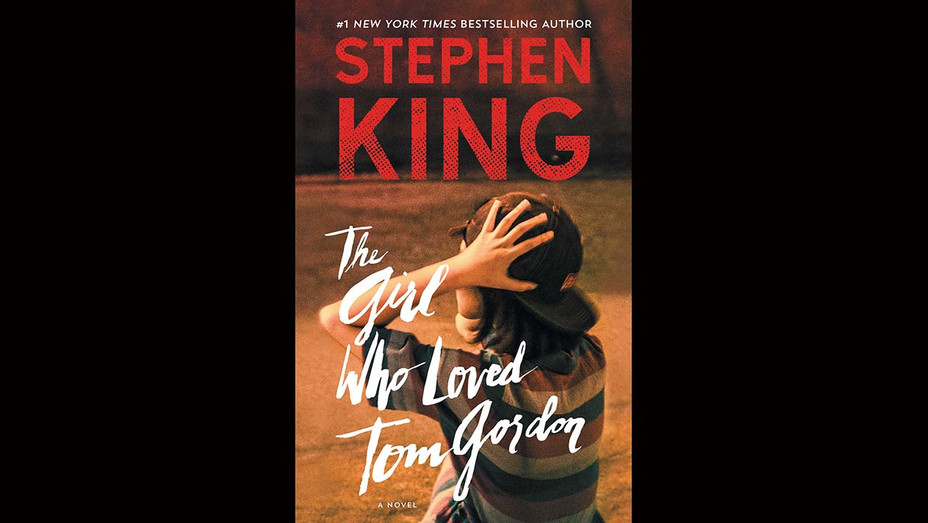 Stephen King novel THe Girl Who Loved Tom Gordon - Book Cover - Simon and Schuster Publicity- H 2019