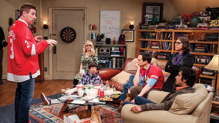 The Big Bang Theory BTS_Publicity-H 2019