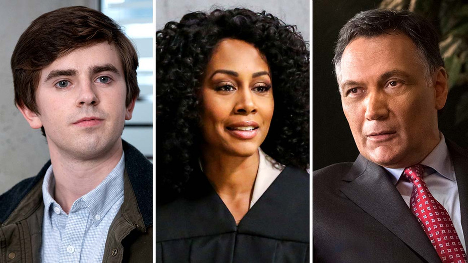 The Good Doctor-All Rise-Bluff City Law-Publicity Stills-Split-H 2019