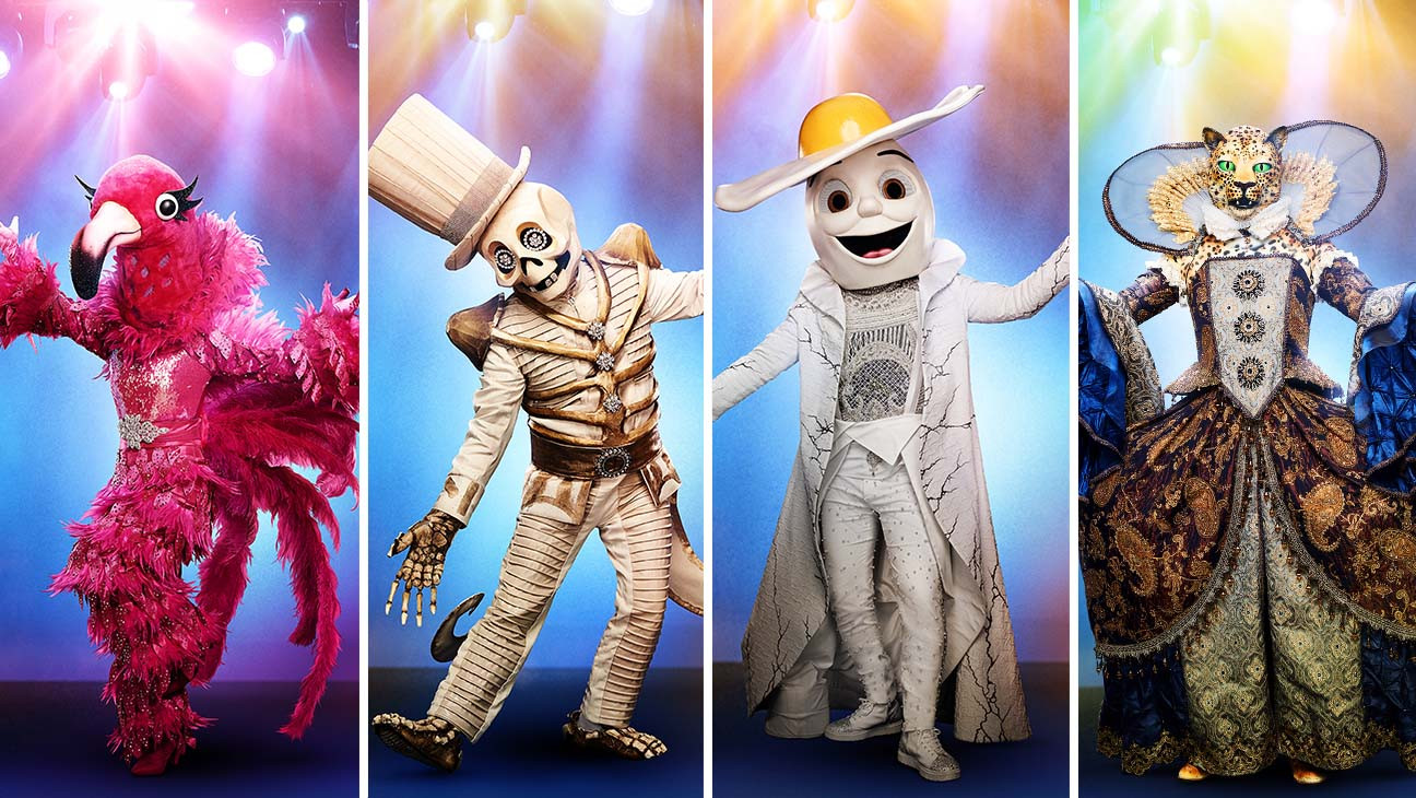 The Masked Singer Season Changes New Round New Costumes Bigger Stars Hollywood Reporter