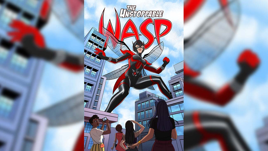 The Unstoppable Wasp Cover - Publicity - H 2019