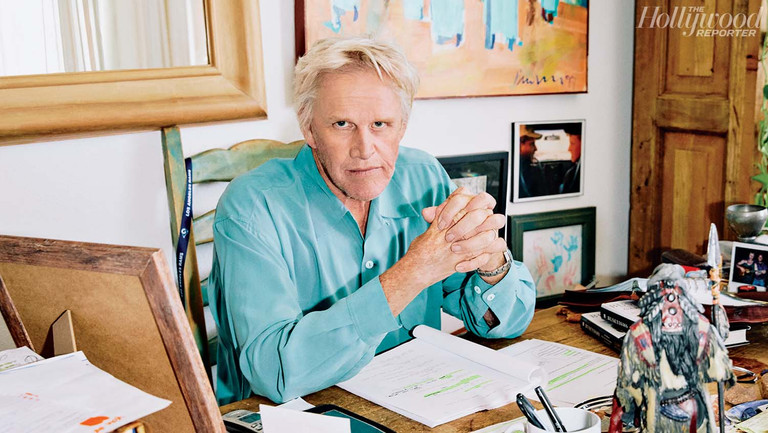 """Gary Busey, Set to Play God, Believes """"There Is No Death"""""""