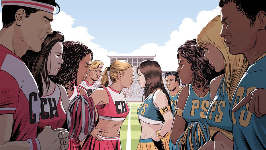 THR-ONE TIME USE-Public and Charter Schools face off-Illustration by Guy Shield-H 2019