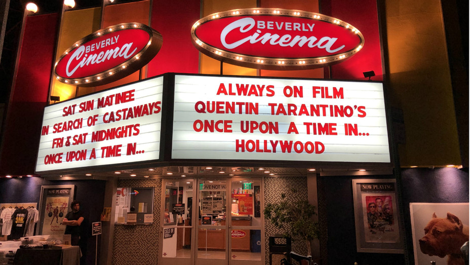 New Beverly Theater - H 2019