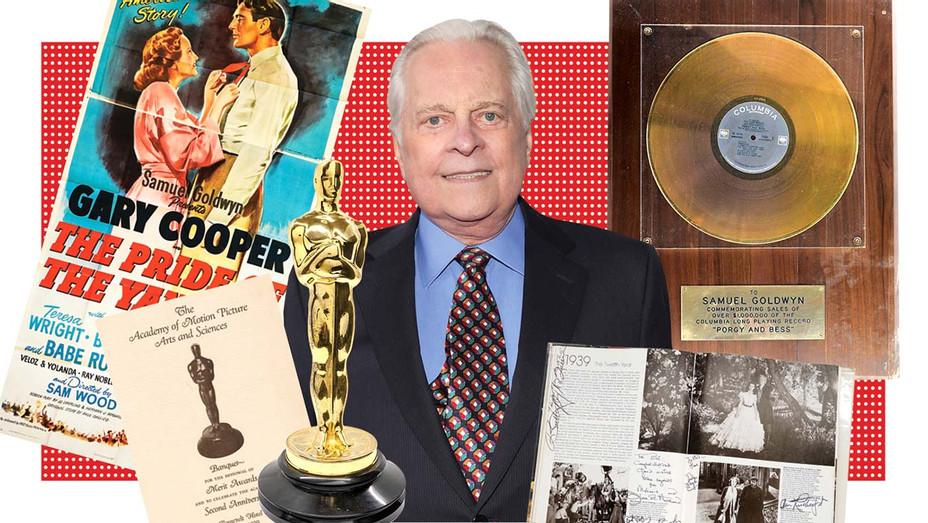 Robert Osborne's Hollywood Treasures Headed to Auction - Illo- H 2019