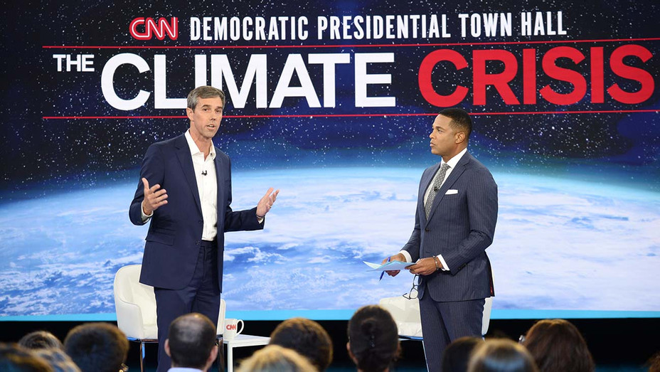 CNN Democratic Presidential Town Hall - The Climate Crisis -Beto O'Rourke moderated by Don Lemon - Pub H 2019
