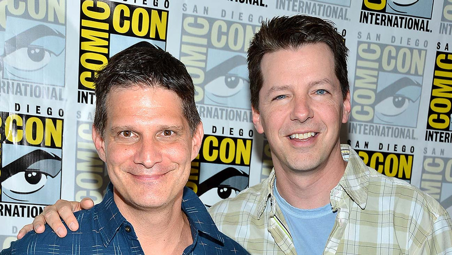 Producer Todd Milliner and Sean Hayes -Getty - H 2019
