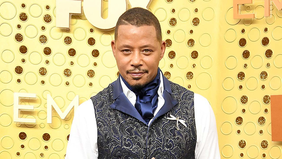 Terrence Howard arrives at the 71st Emmy Awards - Getty - H 2019