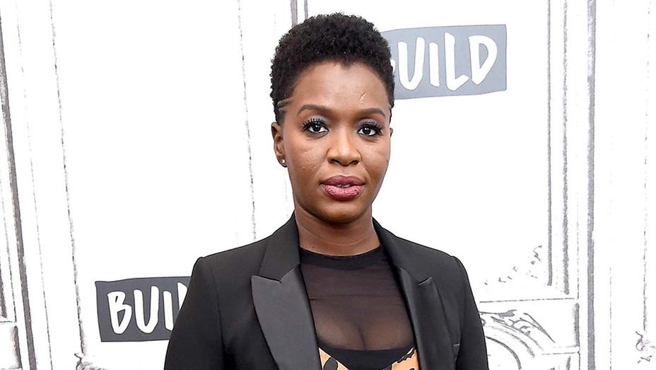 Actress Folake Olowofoyeku - Getty - H 2019