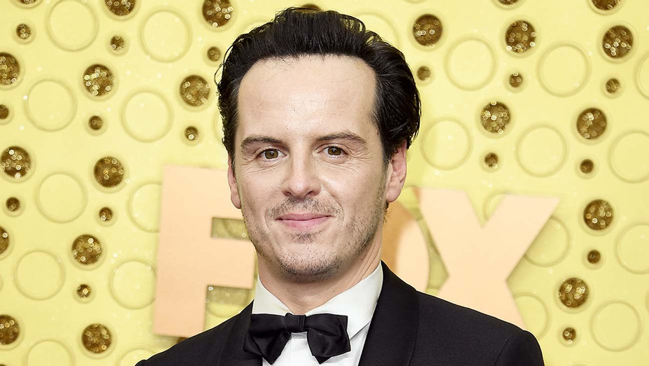 Andrew Scott  at the Emmys 2019 - Getty -H 2019