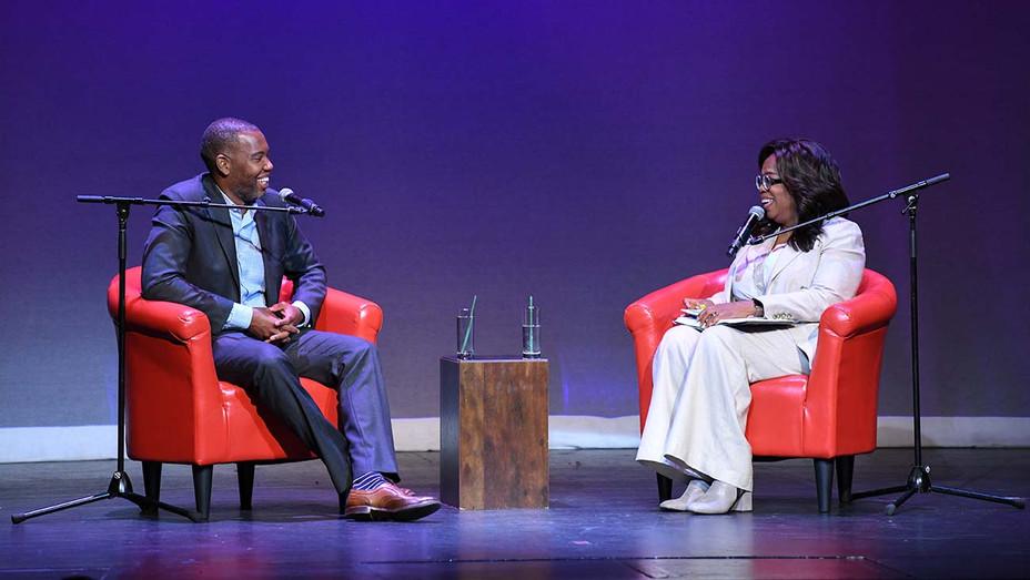 Author Ta-Nehisi Coates-Oprah - Publicity- H 2019