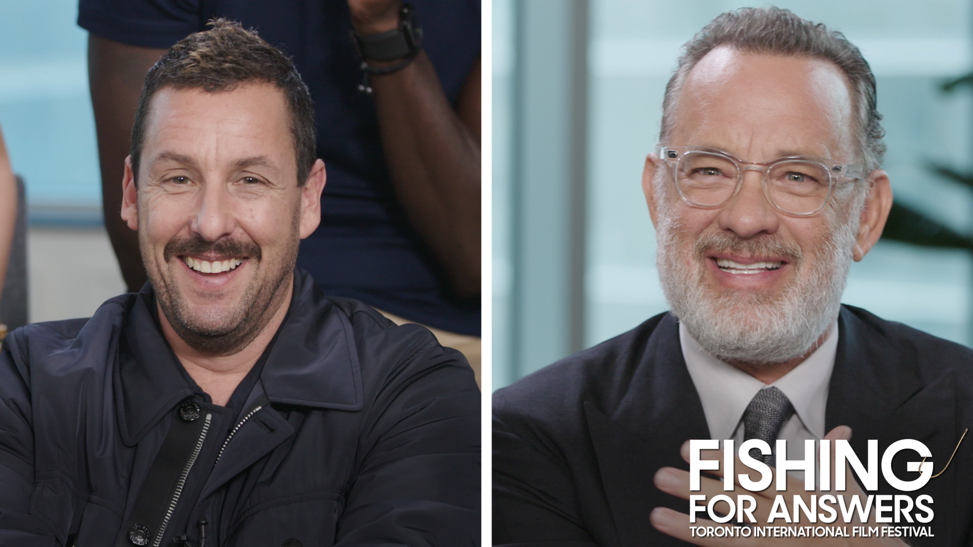 "Adam Sandler is ""Scared"" to Rob a Bank; Tom Hanks ""Would Be Very Charming About It"" 