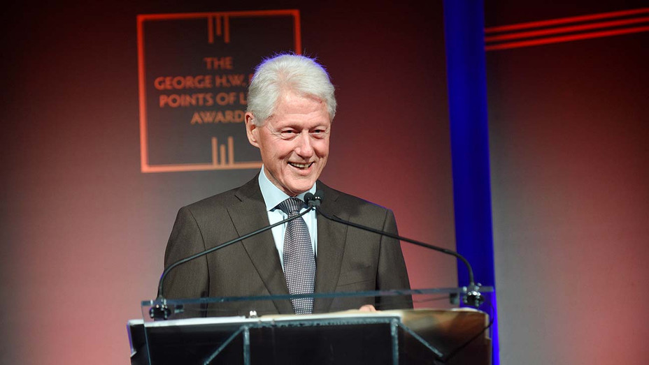 ONE TIME USE ONLY - Bill Clinton - Publicity - H 2019