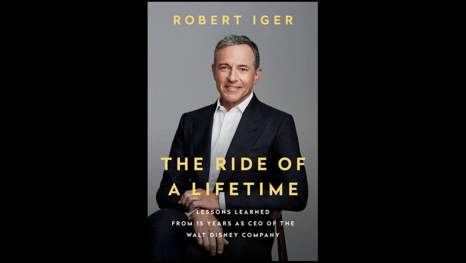 Bob Iger Ride of a Lifetime - H - 2019