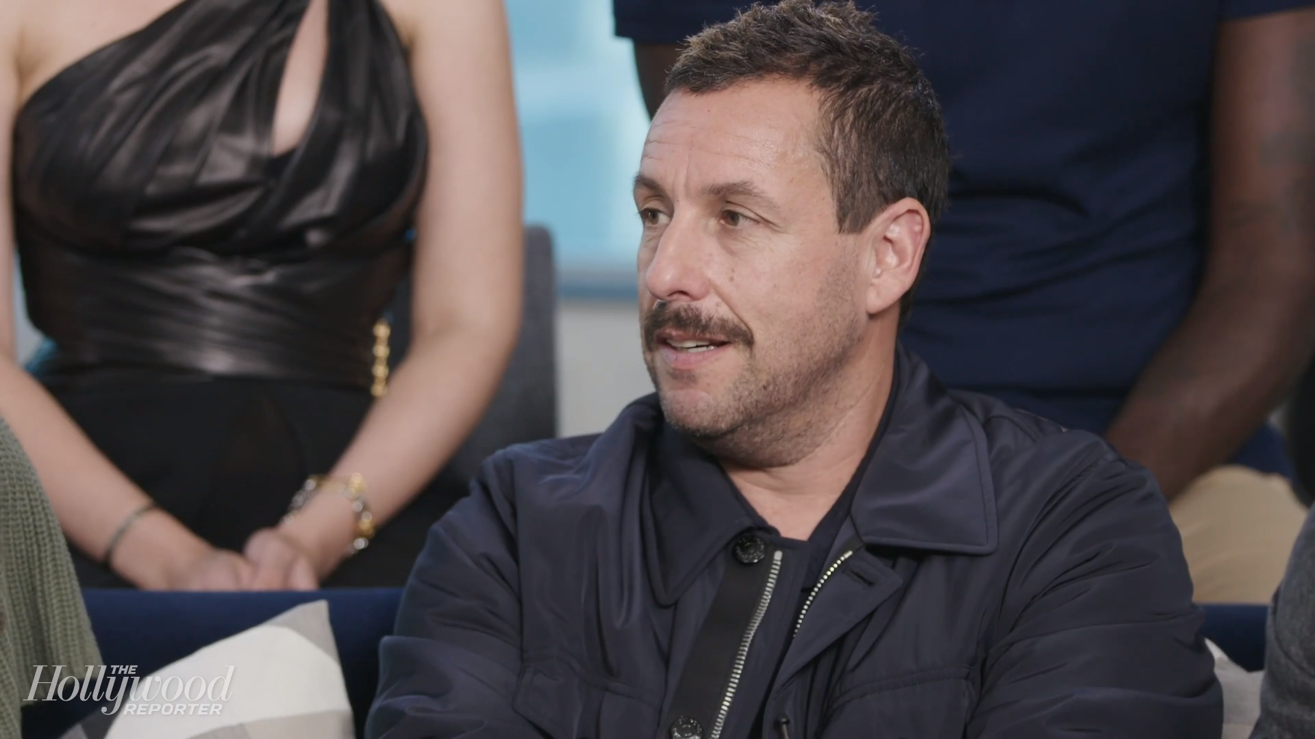 "Adam Sandler on the ""Exceptional Potential"" of Working with the Safdie Brothers on 'Uncut Gems' 