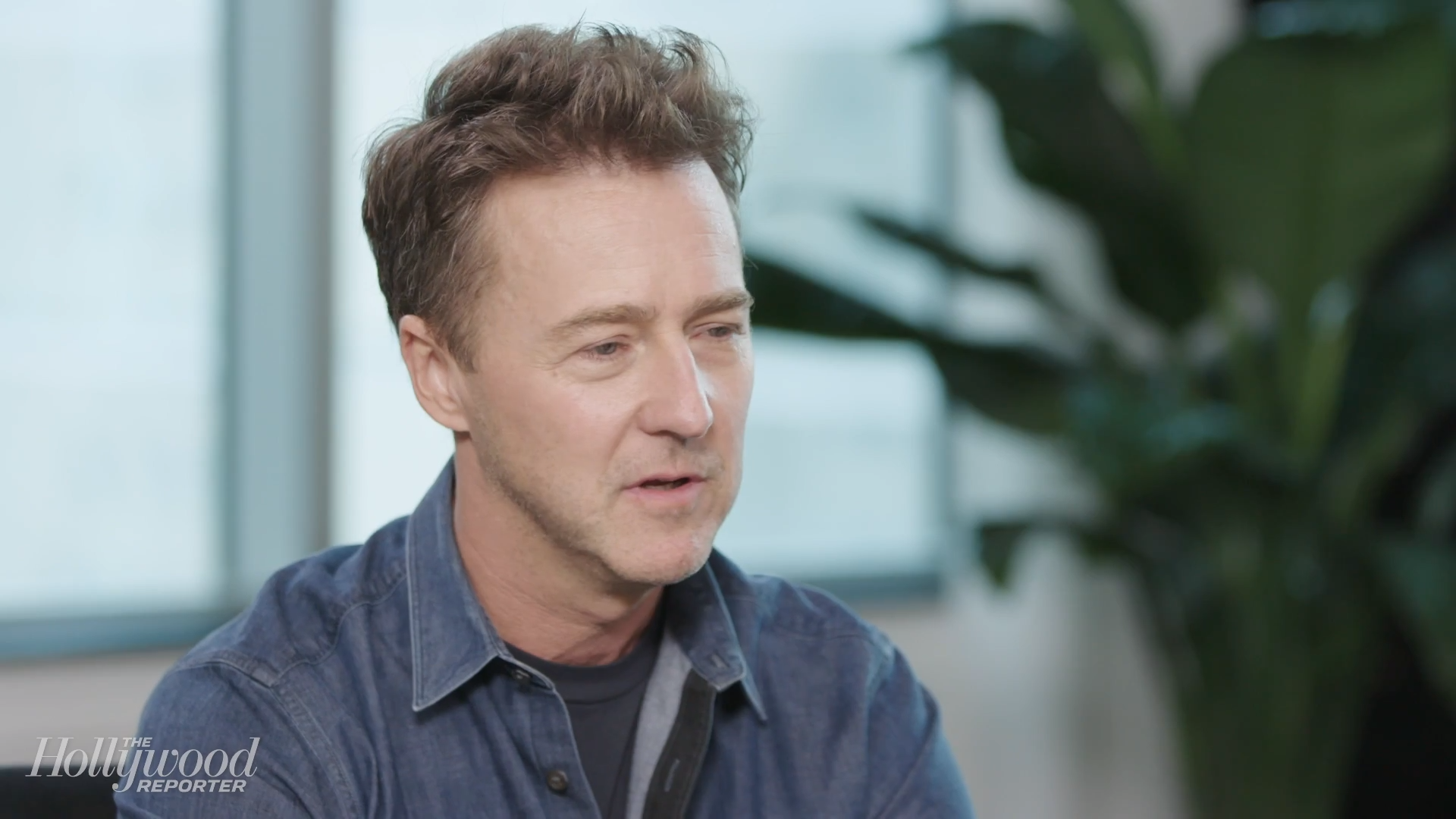 Edward Norton, Willem Dafoe Discuss Norton's Directorial Debut 'Motherless Brooklyn' | TIFF 2019