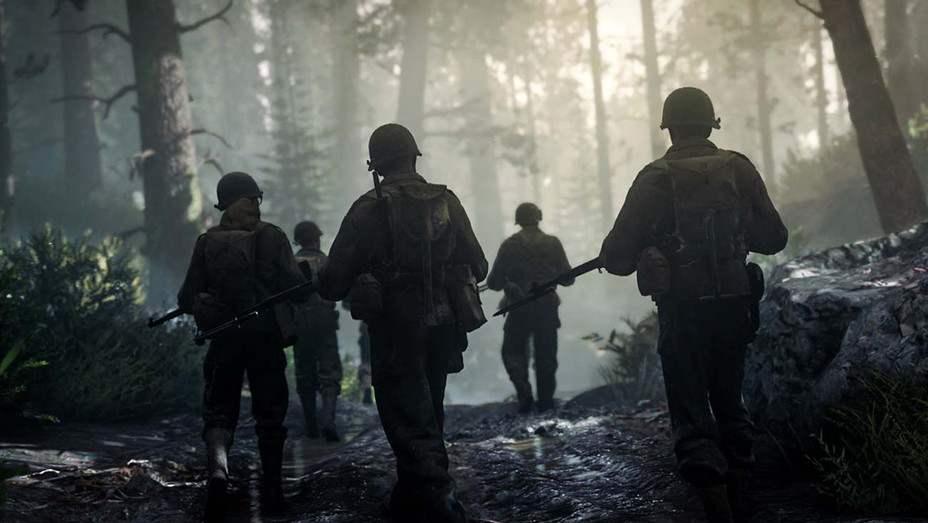 Call of Duty WWII Game Still - Publicity - H 2019