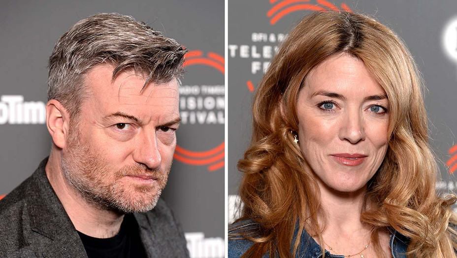 Charlie Brooker and Annabel Jones- Getty - Split - H 2019