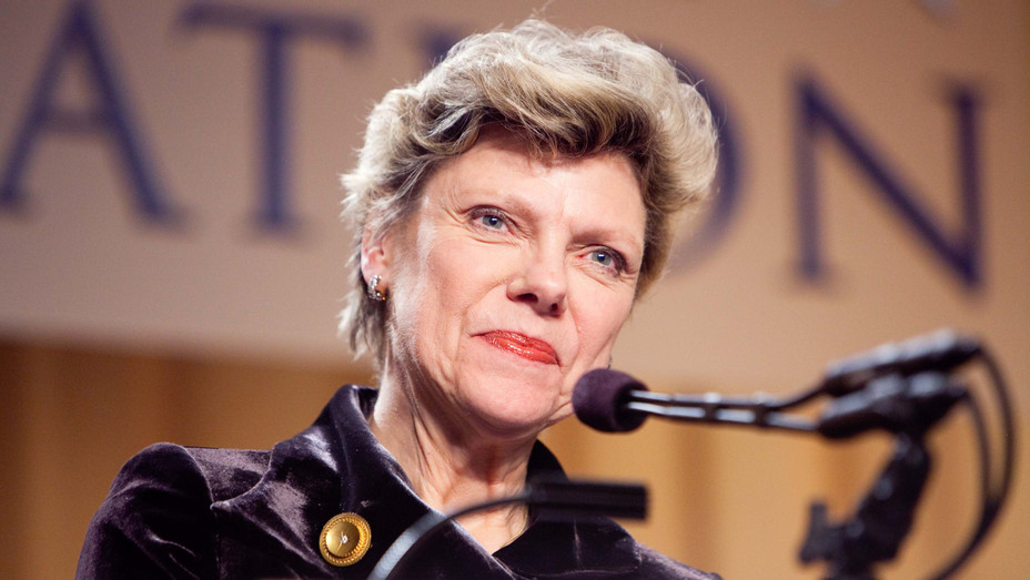 Cokie Roberts in 2009 - H Getty 2019
