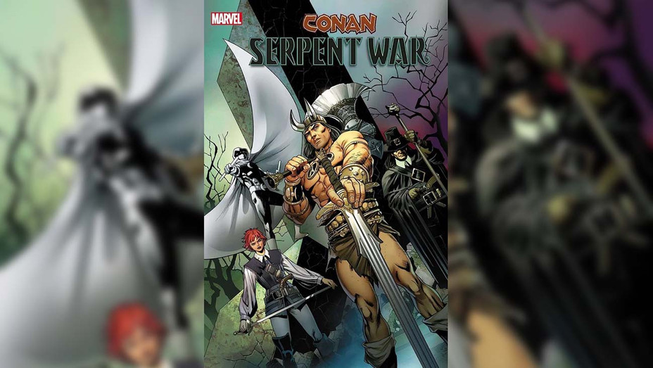 Conan Serpent War - Publicity - H 2019