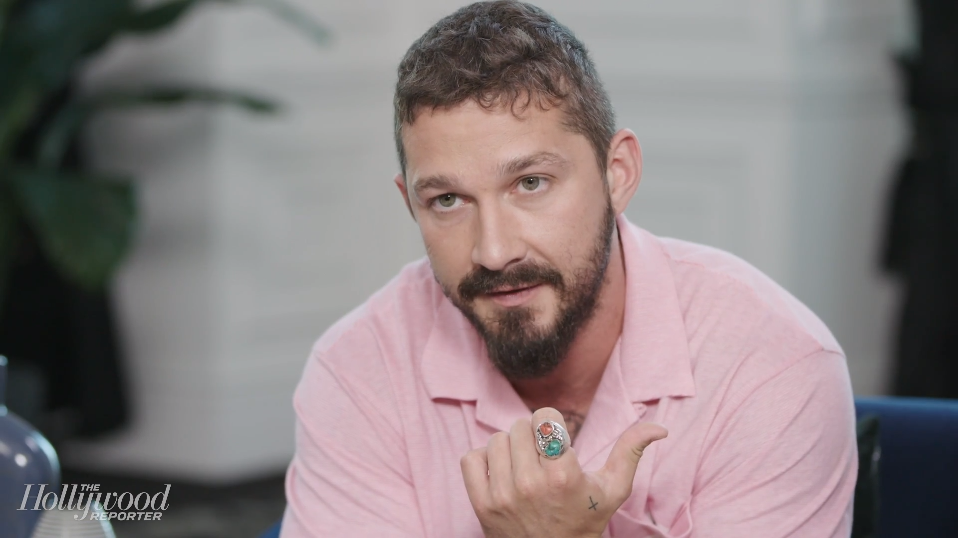 Shia LaBeouf on Playing His Father, Noah Jupe and Lucas Hedges as LaBeouf in 'Honey Boy' | TIFF 2019