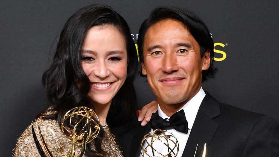 Elizabeth Chai Vasarhelyi and Jimmy Chin - Getty - H 2019