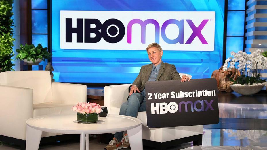 ELLEN -Ellen Degeneres_HBOMax-Publicity still- H 2019