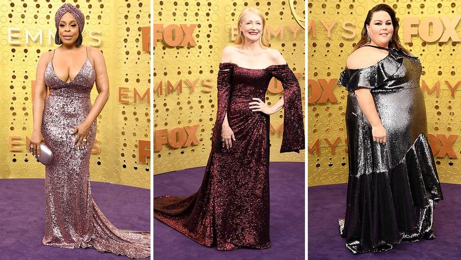 Emmy Awards - Niecy Nash -Patricia Clarkson -Chrissy Metz -Getty-H 2019